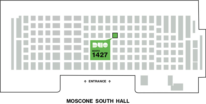 Duo Booth RSAC 2018